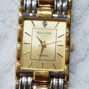 Dating waltham wrist watches